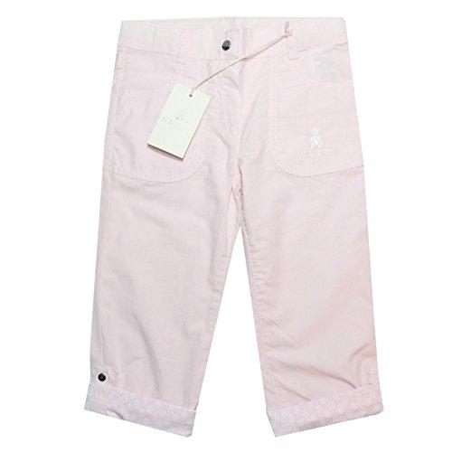 A0020 pantalone rosa bimba GUCCI cotone trousers kid [9 /12 MONTHS]
