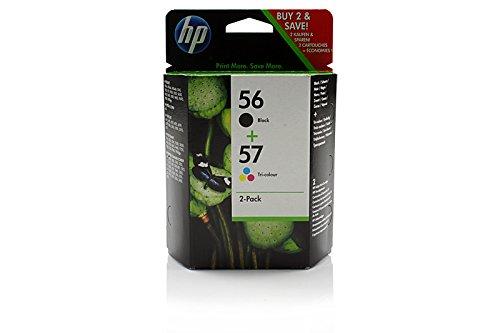 HP PSC 1215 - Original HP SA342AE / Nr 56 & Nr 57 - Cartouche d'encre Pack Promo -