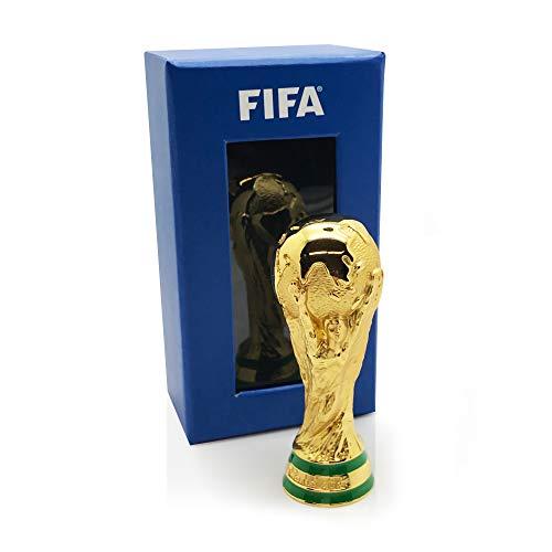 FIFA Erwachsene CLASSICS WORLD CUP Trophy 70mm in 3D Replica, gold