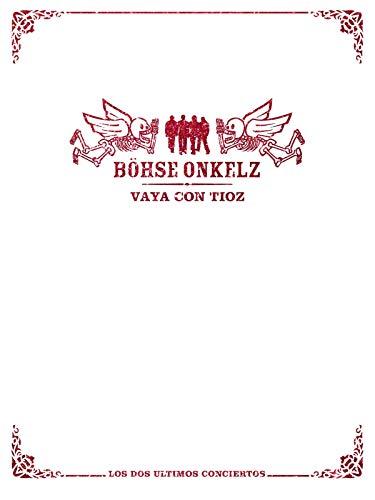 Böhse Onkelz: Vaya con tioz - Das Abschiedskonzert der Böhsen Onkelz am Lausitzring 2005