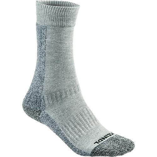Meindl Damen und Herren Trekking Socken grau, Größe:36-39 (S)