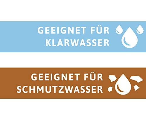 T.I.P. Extrema 300/10 Pro Schmutzwasserpumpe - 2