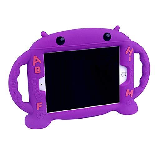 Schokbestendige beschermhoes voor iPad Mini 1 2 3 4 Kid met zachte grepen, standfunctie, beschermhoes gemaakt van silicone, niet giftig, voor iPad Mini 4 7.9 Tablet 5413PR
