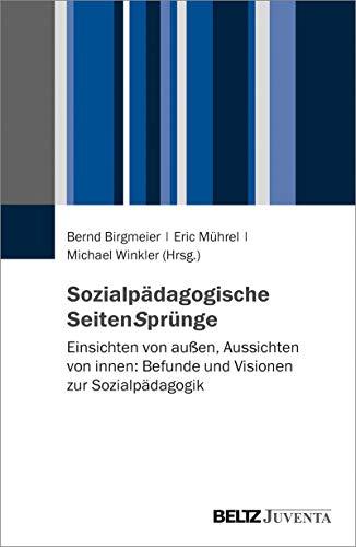Sozialpädagogische SeitenSprünge: Einsichten von außen, Aussichten von innen: Befunde und Visionen zur Sozialpädagogik