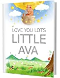 Personalised Book of Love and Kindness Featuring The Whole Family - Infant Birthday