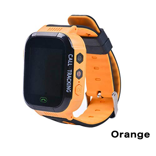 ZHONGYUAN Kinderen slimme horloge camera verlichting touch screen SOS oproep tracking locatie finder kinderen baby smart horloge kinderen