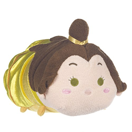 Beauty & The Beast Belleza y la Bestia 44863 G Disney Tsum Belle – Peluche (tamaño Mediano)