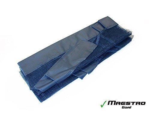 EXIT Netz für Maestro Fußballtor / Ersatznetz - Zubehör für das Maestro Fußballtor / Farbe: schwarz / UV-beständig / Lieferung OHNE Tor!