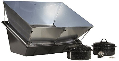 Solavore Sport Solar Oven - Portable Solar Cooking Package Complete with All...