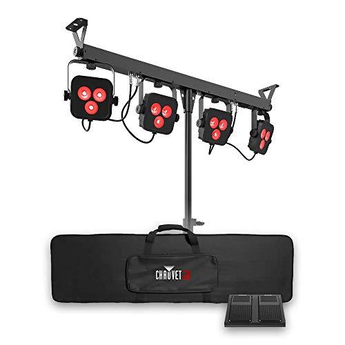 CHAUVET DJ 4 Bar LT BT LED Komplett-Lichtanlage
