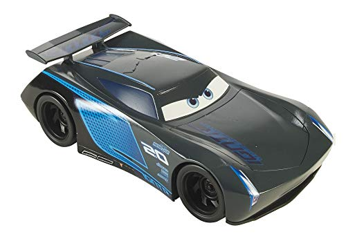 Cars Superchoques, Coche Jackson Storm (Mattel FLK16)