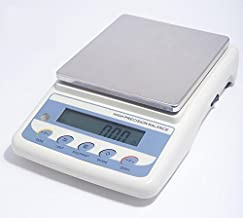 BIlinli B/ásculas electr/ónicas Desmontables de 30 kg 1 g B/áscula Digital de Cocina de Alta precisi/ón para la Industria de Laboratorio de Paquetes Postales