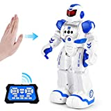Rainbrace Smart Robot Toys Remote Control Robot,RC Robot for Kids,Robotic for Boy Toys 4 5 7 8 9 12 Years Old Boys Girls Kids Birthday Gift Present