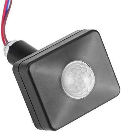 Kleine infrarood ACverlichtingssensor waterdichte bewegingssensor 110240V voor binnenplaats voor nacht Sensormodule Gebruik met verlichting
