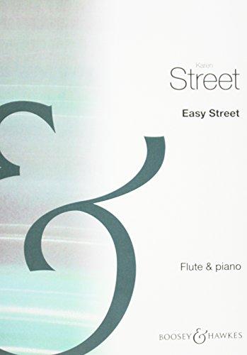 Easy Street: Flöte und Klavier. (Easy Music Series)