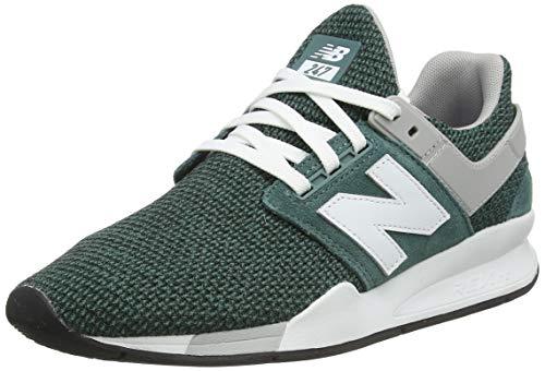 New Balance Herren 247v2 Deconstructed Sneaker, Blau (Dark Agave Dark Agave), 42.5 EU