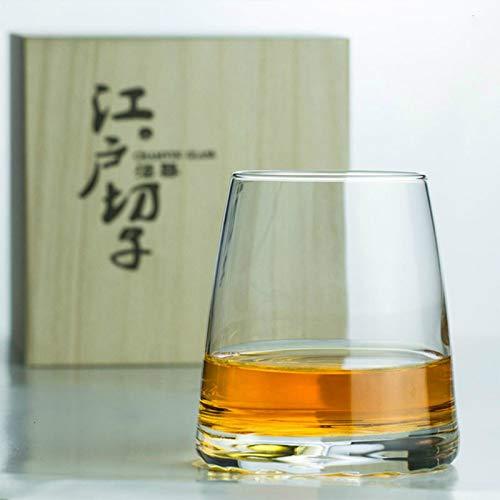 Vidrio Vaso De Whisky Vaso De Cristal Edo De Japón Taza DeCristal...