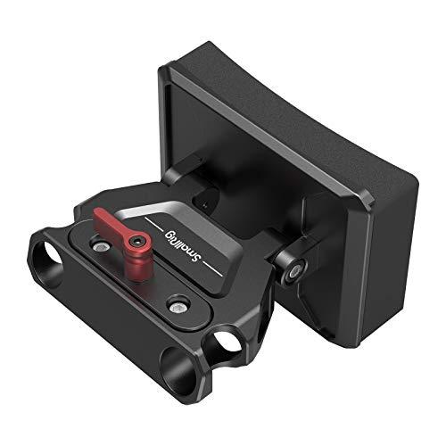 SMALLRIG Almohadilla de Pecho Giratoria Chest Pad y Liviana con 15mm Rod Clamp para Cámara Rig - MD3183