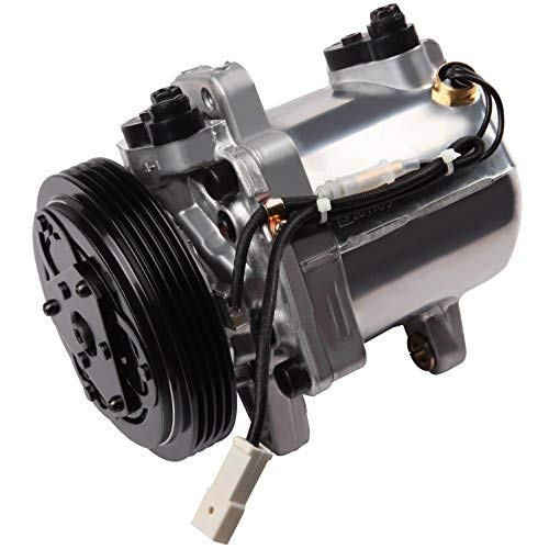 ECCPP A/C Compressor with Clutch fit for 1999-2005 Vitara Suzuki Grand Vitara