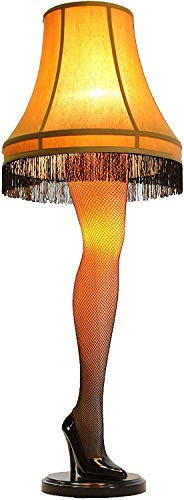 A Christmas Story 45' Deluxe Leg Lamp