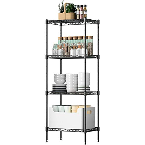 Furinno 99152BE/WH/IV 3-Tier Go Green Multipurpose Storage Rack Shelving Unit Bookshelf Cabinet with 2 Bins, Beech Finish