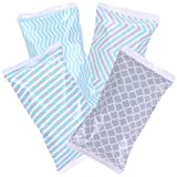 TruHealth Small Ice Packs for Lunch Bags - 4 Long Lasting Reusable...