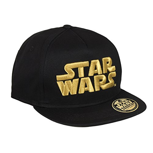 Gorra Visera Plana Star Wars