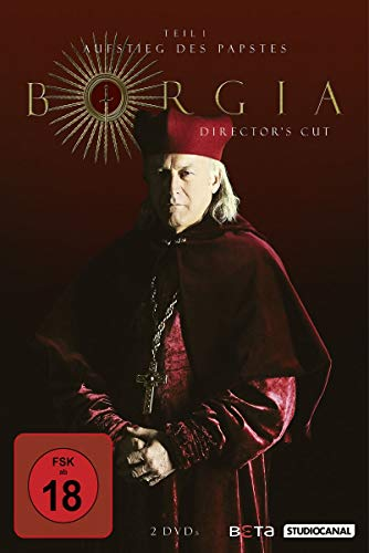 Borgia - Teil 1: Aufstieg des Papstes (Director's Cut) (2 DVDs)