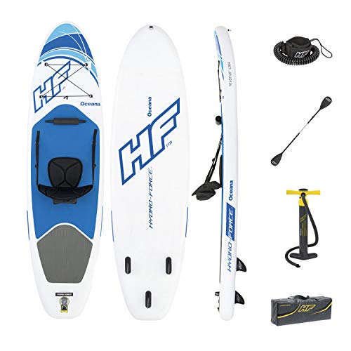 Bestway 65303 -  Tabla Paddle Surf Hinchable Hydro- Force Oceana 305x84x12 cm