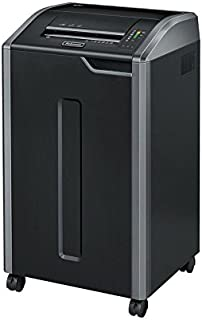 Fellowes Powershred Heavy-Duty Cross Cut Commercial Paper Shredder for Office Use