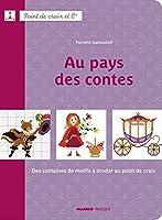 MANGO <Au pays des contes> クロスステッチ図案集-フランス語 E2501258