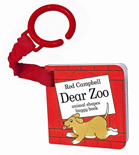 Dear Zoo Animal Shapes Buggy Bookの詳細を見る