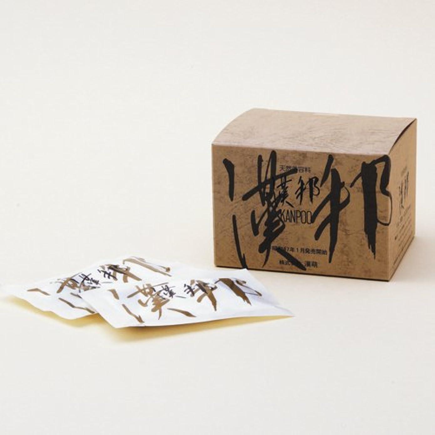 バイオリニスト黒人展示会漢萌(KANPOO) 漢邦ぬか袋(全肌活肌料) 熟成12年 10g×16袋