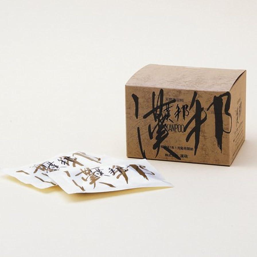 バン温帯対象漢萌(KANPOO) 漢邦ぬか袋(全肌活肌料) 熟成12年 10g×16袋