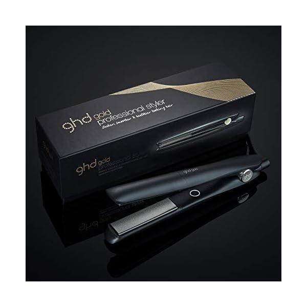 ghd gold – Plancha de pelo profesional, tecnología dual-zone