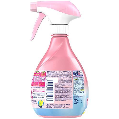 ファブリーズ除菌消臭スプレー布用ダウニーエイプリルフレッシュの香り本体370mL