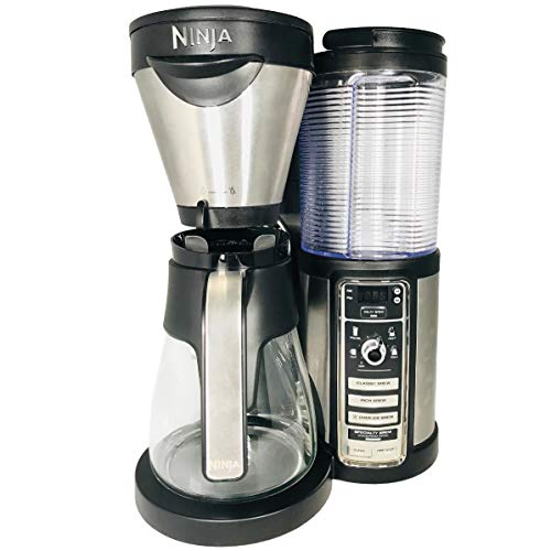 Ninja Coffee Bar Auto-iQ Brewer with Glass Carafe