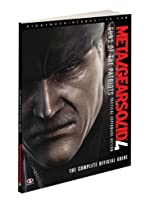 Metal Gear Solid 4 - Guns of the Patriots: Prima Official Game Guide de Piggyback
