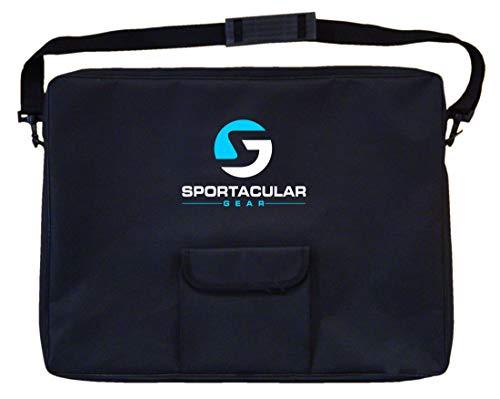 Sportacular Gear Tasche mit Schultergurt für Taktiktafel versch. Größen | Coach-Board Professional | Whiteboard (45x30 cm)