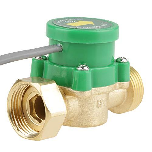 Interruptor de bomba de agua de rendimiento estable de resistencia a altas temperaturas, interruptor de sensor de flujo de agua, arranque de baja presión de agua para presurización de agua
