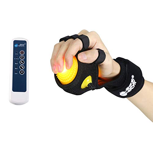 Why Should You Buy Lzour Hand Massager Ball Massage Infrared Hot Compress Hand and Fingers Dystonia ...
