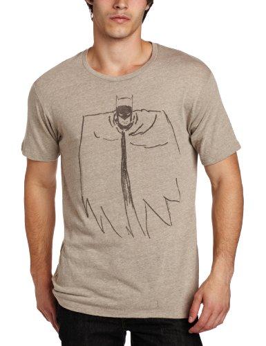 Junk Food Clothing T-Shirt Batman Sketch Taille S