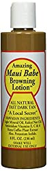 top rated Maui Babe Browning Lotion 8 oz 2021