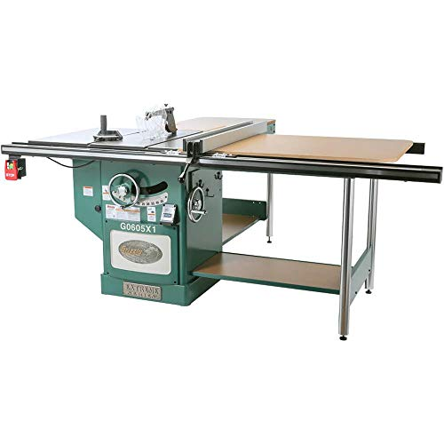 cheap Grizzly G0605X1 Extreme table saw 12 inches