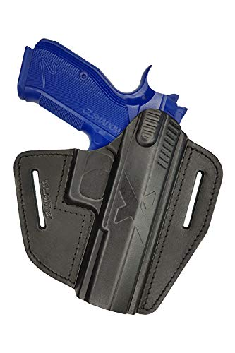VlaMiTex U15 Leder Holster für CZ Shadow 2 / P-09 / SP-01 Phantom/CZ 97B