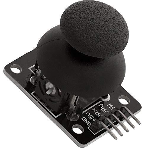 AZDelivery Joystick Modul KY-023 kompatibel mit Arduino & Raspberry Pi inklusive E-Book!