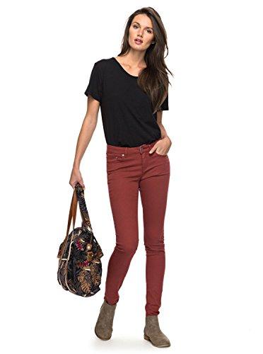 Roxy Suntrippers Colors Jean Skinny Damen XX-Small Rosewood/Solid