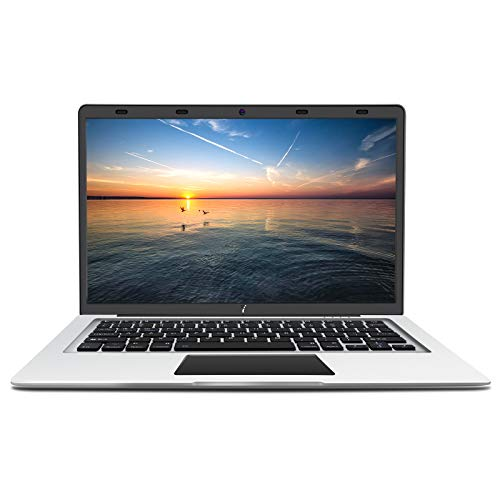GOODTEL B2 Ordenador Portátil de 14.1' Full HD, con Intel Celeron N3350, 6 GB de RAM, Windows 10 Home, Soporta SSD 512 GB, 1920x1080 IPS HDMI, OTG, WiFi, Bolsa de Cuaderno Ratón