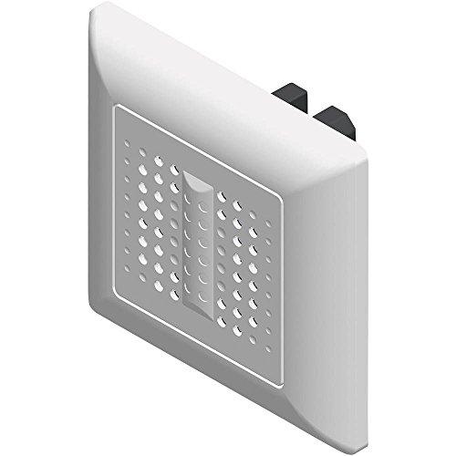 Grothe 43711 Läutewerk 8-12 V 80 dBA Weiß