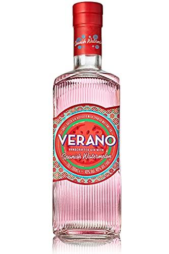 Verano Spanish Watermelon Handcrafted Gin, 70 cl